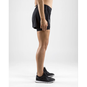 Craft Essential 2-In-1 Shorts Women Black